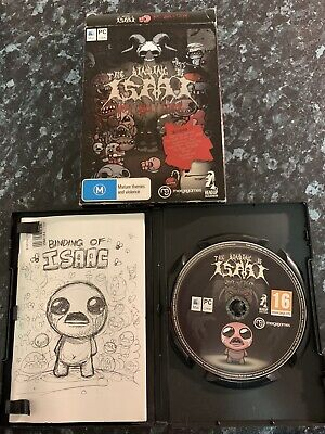 AU40 • Buy The Binding Of Isaac - PC Most Unholy Edition - DRM-Free - Wrath Of The Lamb DLC