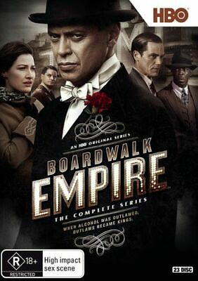 AU124.95 • Buy NEW Boardwalk Empire: The Complete Series DVD Free Shipping