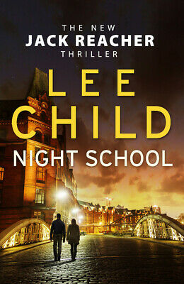 Jack Reacher: Night School By Lee Child (Paperback) Expertly Refurbished Product • 3.25£