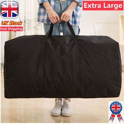 Extra Large Storage Bag Waterproof For Outdoor Camping Tent Cushion Equipment UK • 7.59£