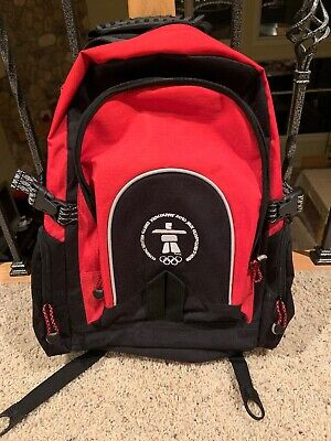 Olympic Winter Games 2010 Vancouver Backpack • 20.75£