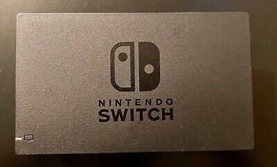 $40 • Buy Nintendo Dock Set For Nintendo Switch Console OEM Only