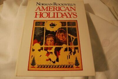 $ CDN6.75 • Buy Norman Rockwell S American Holidays