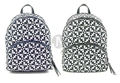 $ CDN142.42 • Buy Kate Spade New York Karissa Large Nylon Geometric Backpack Bag
