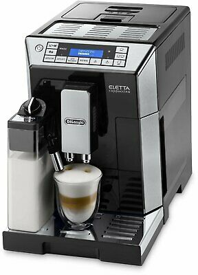 AU1933.94 • Buy DeLonghi ECAM 45.766.B Eletta Cappuccino Coffee Machine, Free Ship Worldwide