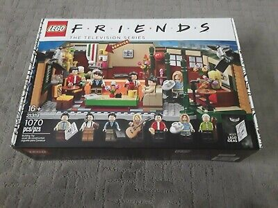 $84.95 • Buy Lego Ideas Central Perk 21319 Friends Set - In Stock - Brand New - Free Shipping