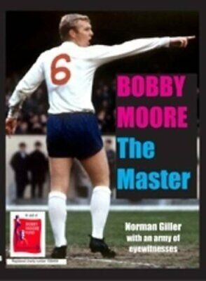 £10.99 • Buy Bobby Moore The Master By Giller, Norman Book The Cheap Fast Free Post