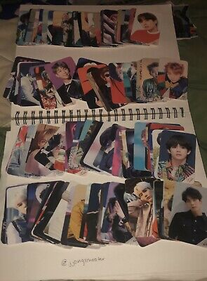 $2 • Buy BTS Unofficial Photocards 2$ PER PC