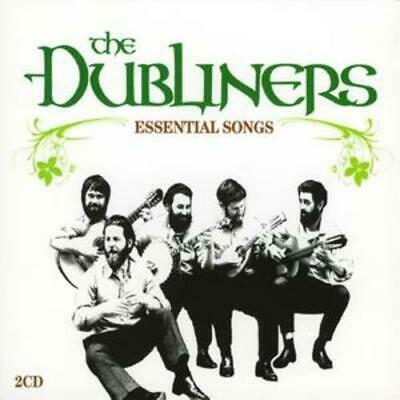 The Dubliners : Essential Songs CD 2 Discs (2008) Expertly Refurbished Product • 2.64£