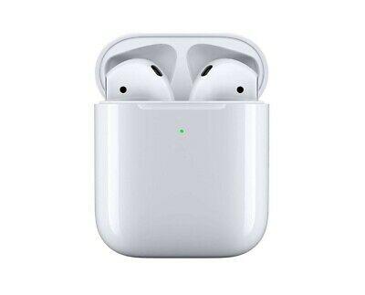 $ CDN111.74 • Buy Apple AirPods Generation 2 With Wireless Charging Case MRXJ2AM/A