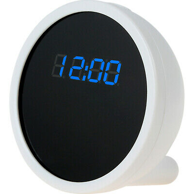 AU99.30 • Buy Wireless WIFI Video Camera Alarm Clock Full HD 1080p Recorder For IPhone Android