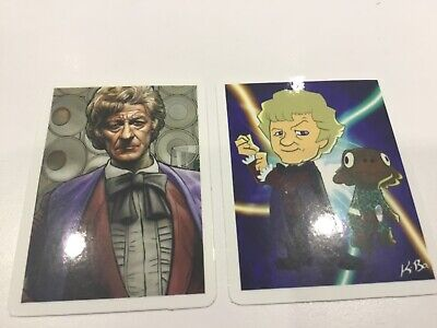 £1.25 • Buy Doctor Dr Who Sticker Decals - Laptop Lunchbox Etc - 3rd Dr Portrait & Cartoon