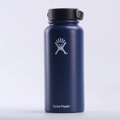 $0.01 • Buy Hydro Flask 24 Oz Double Wall Vacuum Insulated Stainless Steel Leak Proof Sports