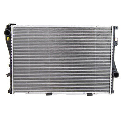Fits BMW E39 1996-1998 E38 1994-1998 EIS Cooling Radiator Rad Petrol Manual Auto • 71.14£