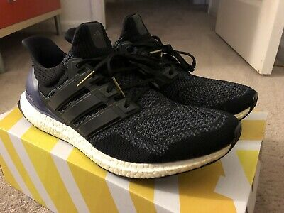 $150 • Buy Adidas Ultra Boost 1.0 OG 2015 Black Gold Purple Size 12.5 B27171