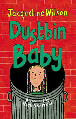 £2.14 • Buy Dustbin Baby By Jacqueline Wilson (Paperback) Expertly Refurbished Product