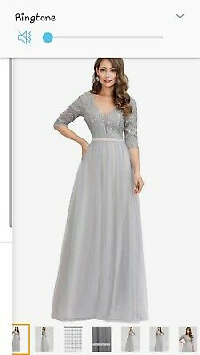 Ever Pretty Ball Gown/bridesmaid Dress Size 10 • 20£