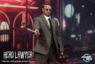 $ CDN284.30 • Buy 1/6 Daredevil Matt Murdock Figure USA Toys Hot SooSoo Netflix Punisher Marvel