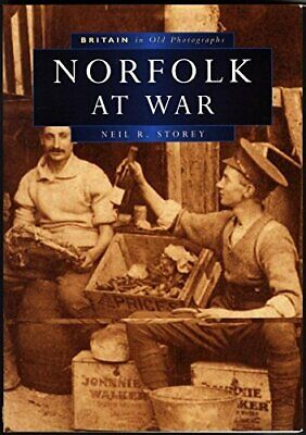 £3.59 • Buy Norfolk At War By Neil R. Storey Paperback Book The Cheap Fast Free Post