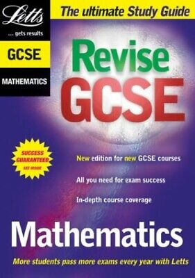 £2.49 • Buy GCSE Maths Revise Study Guide By Seager, Brian Paperback Book The Cheap Fast