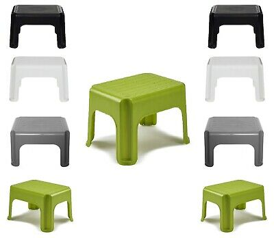 £8.50 • Buy Plastic Step Up Stool Children Kids Potty Training Toilet Disability Aid Ladders