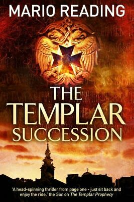 The John Hart Series: The Templar Succession By Mario Reading (Paperback) • 2.83£