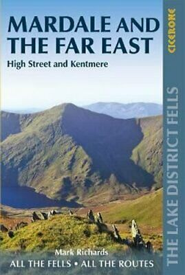Walking The Lake District Fells - Mardale And The Far East High... 9781786310354 • 10.70£