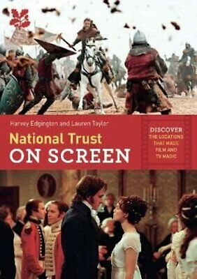 National Trust On Screen Discover The Locations That Made Film ... 9781841658667 • 8.72£