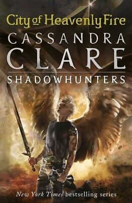 £3.84 • Buy The Mortal Instruments: City Of Heavenly Fire By Cassandra Clare (Paperback)