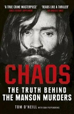 £9.15 • Buy Chaos The Truth Behind The Manson Murders By Tom O'Neill 9781786090621