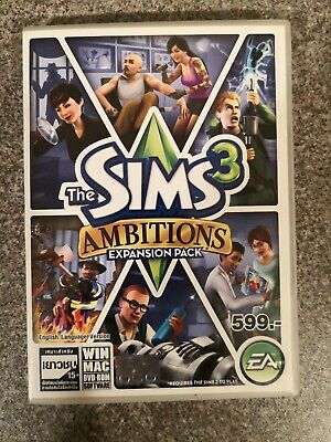 The Sims 3: Ambitions PC/Mac Expansion Pack • 6.99£