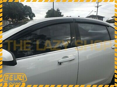 AU59 • Buy Weathershields Weather Shields For Holden Commodore VE VF Sedan Window Visors