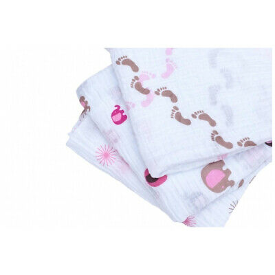 AU31.96 • Buy NEW Bubble  Pretty In Pink Baby Wraps - In Pretty In Pink -  Luggage Accessories