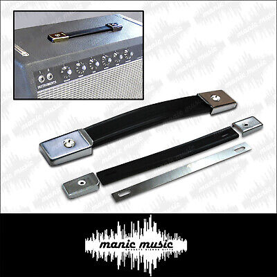 $ CDN9.85 • Buy Carry Strap Road Case Handle Guitar Amp Steel Insert Speaker Cabinet Box 3 Sizes