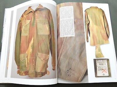 Denison  British Ww2 D-day Paratrooper Airborne Camo Jump Smock Reference Book • 54.04£