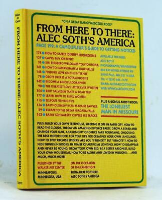 $300 • Buy Signed Alec Soth 2010 From Here To There Alec Soth's America Exhibition Catalog