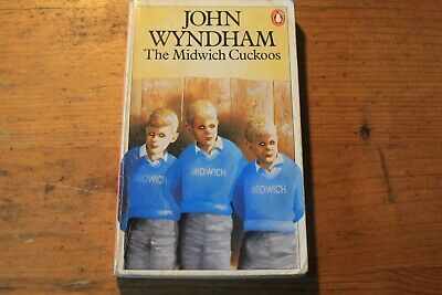 The Midwich Cuckoos By John Wyndham (paperback 1984) • 5.49£