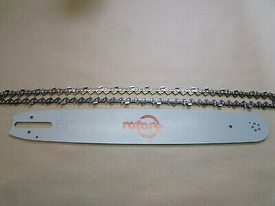 18  Bar & Chain .325 .063 74DL For Stihl 026 MS260 MS280 MS290 029 028 MS270 • 34.15£