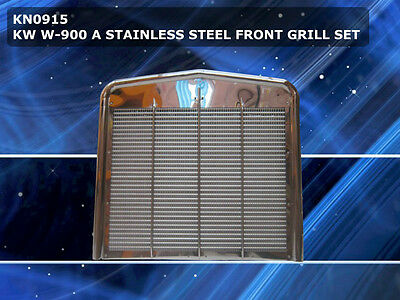 $ CDN1022.93 • Buy Outlaw Customs Kenworth W900a Oe Style Grille Complete Assembly K137-72 Kn 0915