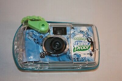 £6.74 • Buy QuickSnap Waterproof 35mm Disposable Camera