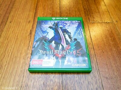 AU35 • Buy Devil May Cry 5 Xbox One (Great Condition)