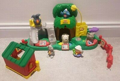 Mattel Fisher Price Little People Zoo Playset With Sounds & Animal Figures  • 9.95£