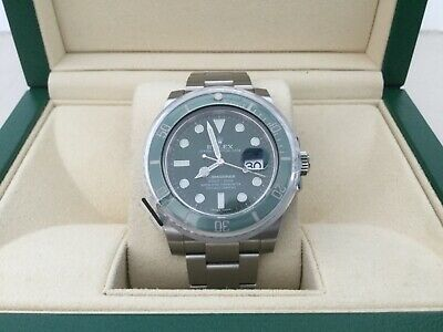 AU19990 • Buy ROLEX 2015 HULK SUBMARINER 116610 LV Like BRAND NEW