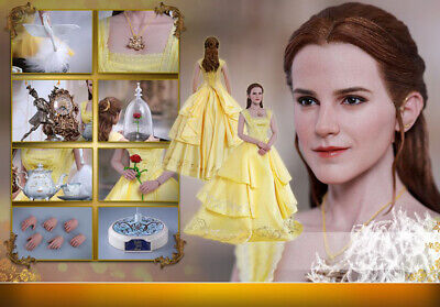 $ CDN409.93 • Buy Hot Toys 1/6 Disney Beauty And The Beast Belle Figure USA Emma Watson MMS 422