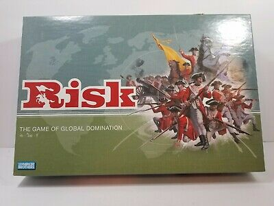 $14.89 • Buy  2003 RISK THE GAME OF GLOBAL DOMINATION BOARD GAME COMPLETE - New In Box