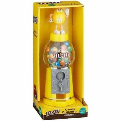 M&M's Chocolate Dispenser 9  Inch Dispenser Yellow Ideal Gift For Kids  • 113.50£