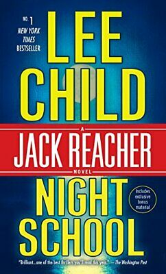 £3.29 • Buy Night School Exp By Child, Lee Book The Cheap Fast Free Post