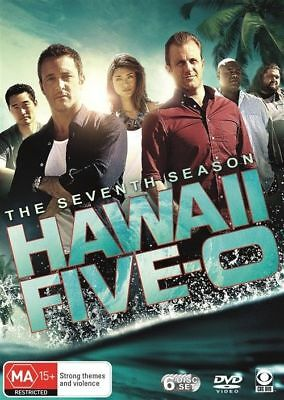 AU35.89 • Buy Hawaii Five-0 (2010): Season 7 DVD NEW (Region 4 Australia)