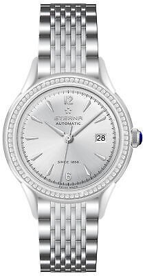 Watch Woman Eterna Lady 2956.50.13.1742 Of Stainless Steel Silver • 1,708.74£
