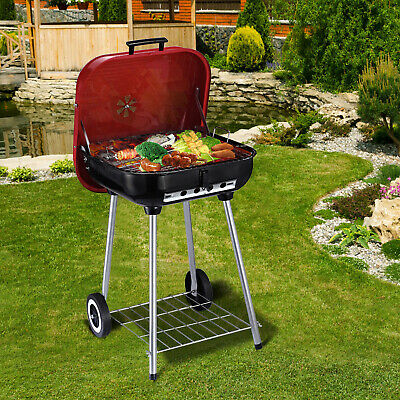 $ CDN89.99 • Buy 22  Portable BBQ Grill Charcoal Kettle Barbecue Outdoor Cooking Camp